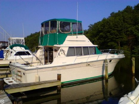 1989 Silverton 37 Convertible 1989 Silverton 37 Convertible for sale in Lusby, MD