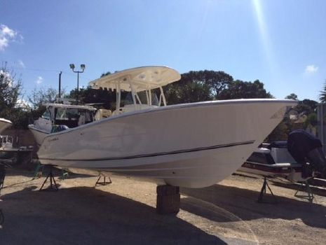 2016 Cobia Boats 277