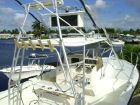 1980 ROBALO 26' Twin inboard with tower