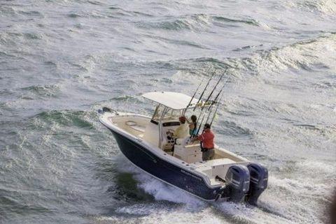 2017 Grady-White Fisherman 257
