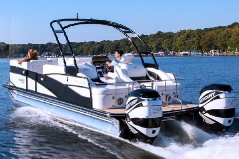 2015 HARRIS Grand Mariner SL 250