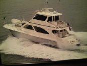 2003 Ocean Yachts 65 Enclosed Fly Bridge