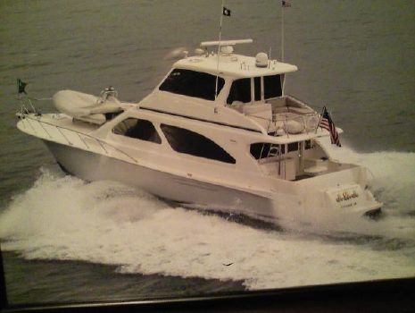 2003 Ocean Yachts 65 Enclosed Fly Bridge