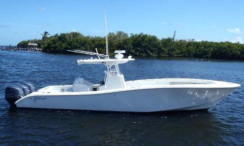 2011 Yellowfin 36