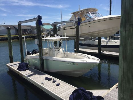 2006 Boston Whaler Boston 270 Outrage