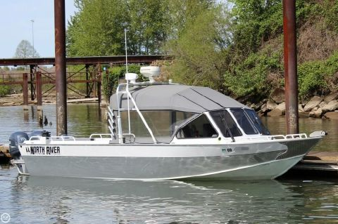 2006 North River Seahawk 25 2006 North River Seahawk 25 for sale in North Plains, OR