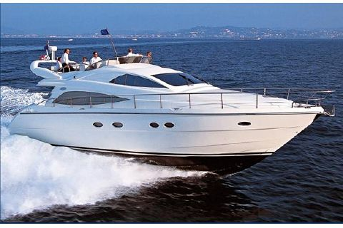 2006 Aicon Yachts 56 Manufacturer Provided Image