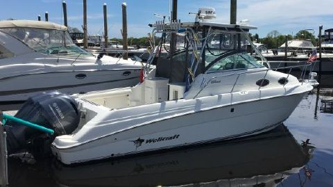 2003 WELLCRAFT 270 Coastal O/B