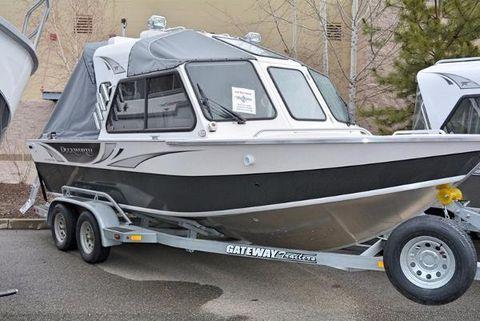 2016 Duckworth 215 Pacific Navigator P-H/T
