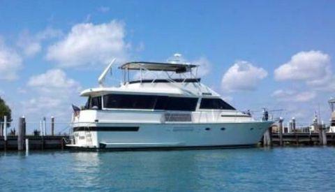1990 Viking 55 Motor Yacht