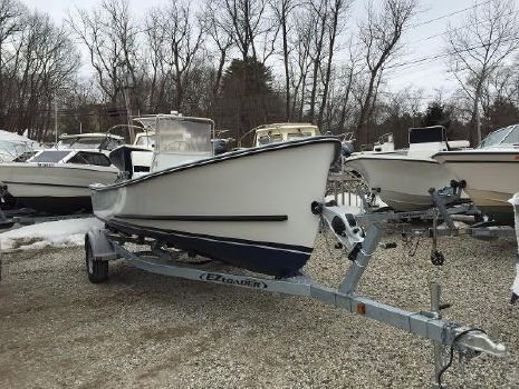 2016 Eastern Boats 18 Classic