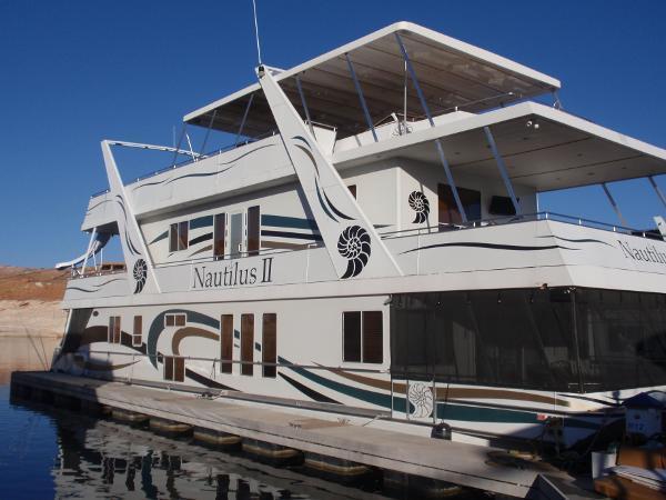2008 Stardust Cruisers Houseboat