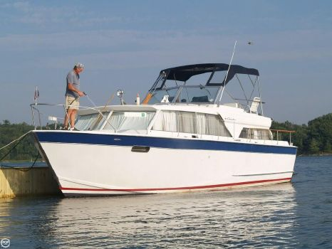 1967 Chris-Craft 36 Cavalier Motor Yacht 1967 Chris-Craft 36 Cavalier Motor Yacht for sale in Clayton, NY