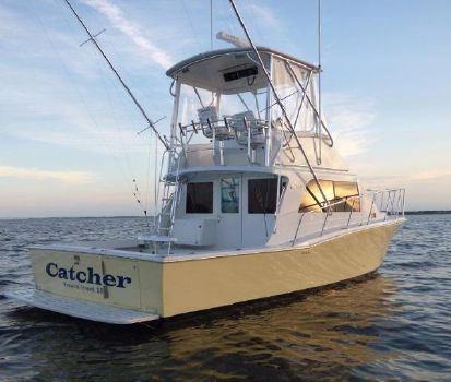 1994 Cabo yachts Convertible