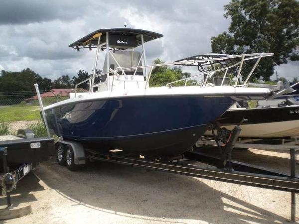 1995 century 2200 cc 22 foot 1995 century motor boat in for Used boat motors for sale in sc
