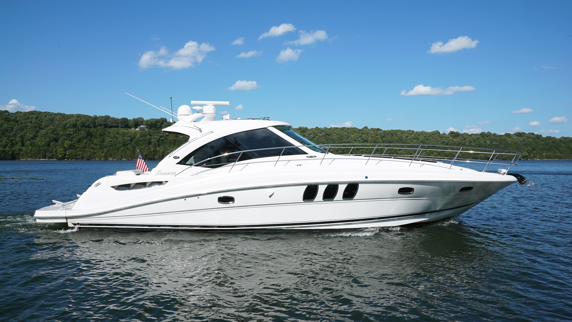 Check Out This 2006 Sea Ray 480 Sundancer On Boattrader Com