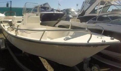 2015 May-craft 1800 Skiff