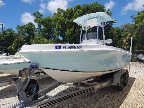 2007 Angler Boats 204 FX