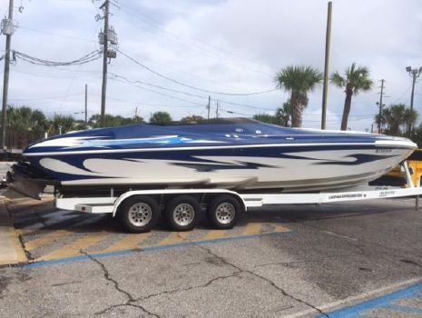 2005 Nordic 35 Flame