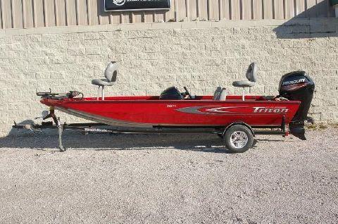 2016 Triton 18 TX