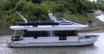 2004 MONTICELLO River Yacht