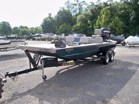 2010 Alweld 2060 Patriot Jet Boat