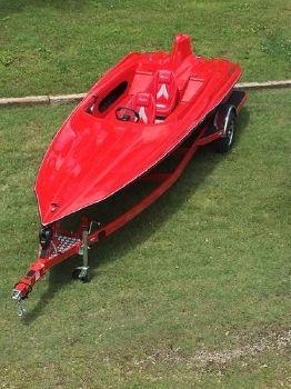 2017 Allison Boats XR2002