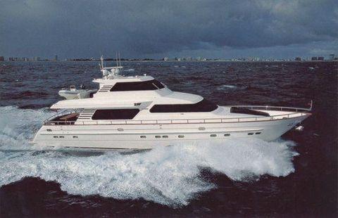 2000 Horizon Skylounge Motoryacht