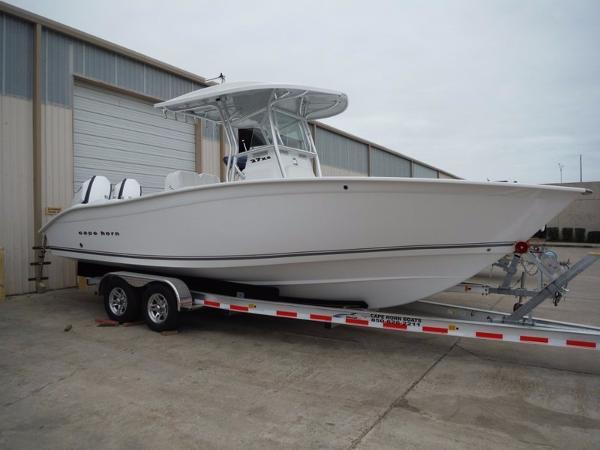 2015 Cape Horn 27XS