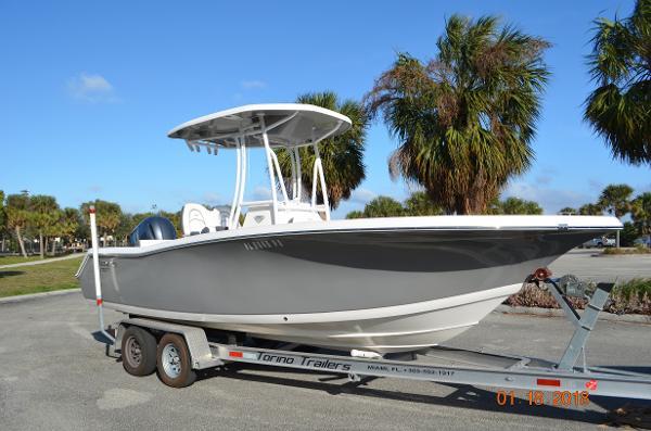 2015 Tidewater 220 CC