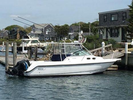 1999 Boston Whaler Conquest