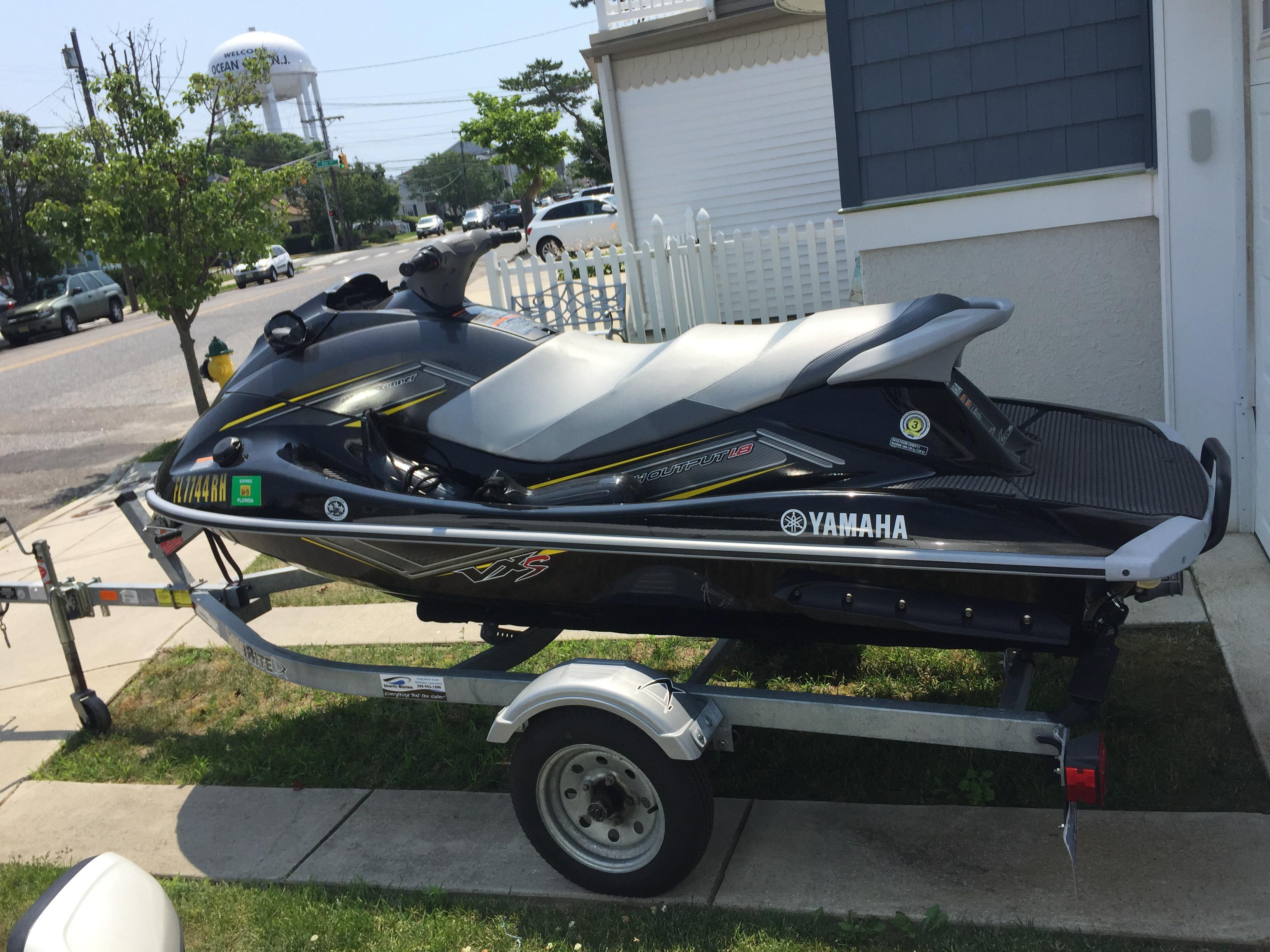 Used 2013 Yamaha Vx Sport Ocean City Nj BoatTrader