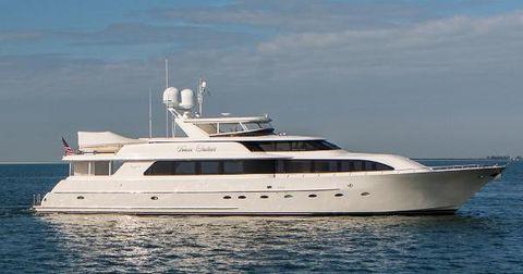 1999 Westport 112 Motor Yacht