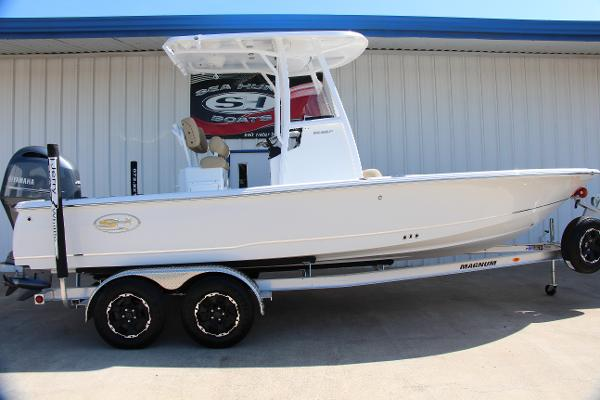2018 Sea Hunt BX22BR