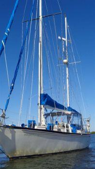1984 Whitby Yachts 42