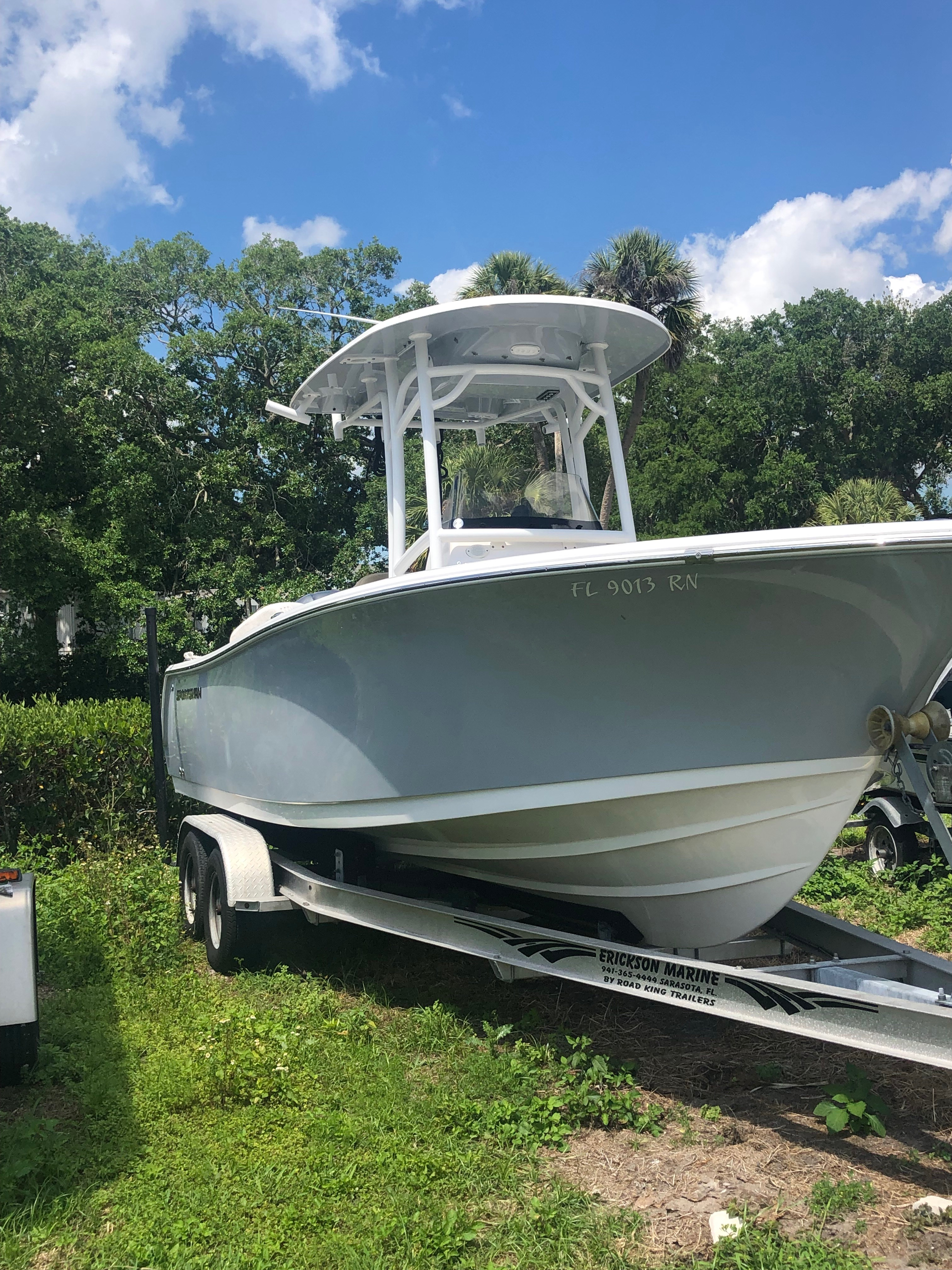 Check out this 2018 SPORTSMAN 232 Platinum on Boattrader com