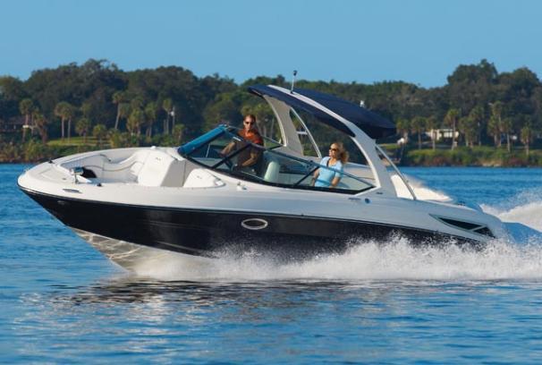 2008 Sea Ray 300 Select EX