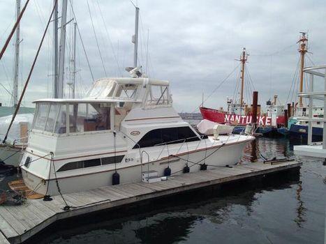 1986 Ocean Yachts Sunliner