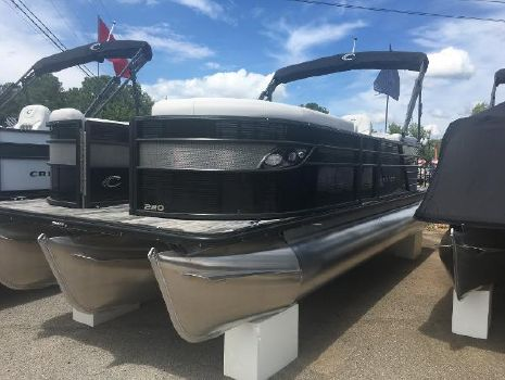 2019 CREST PONTOON BOATS III 220