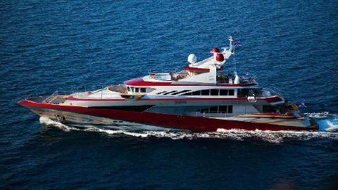 2011 Philip Zepter Yachts Trideck Motor Yacht