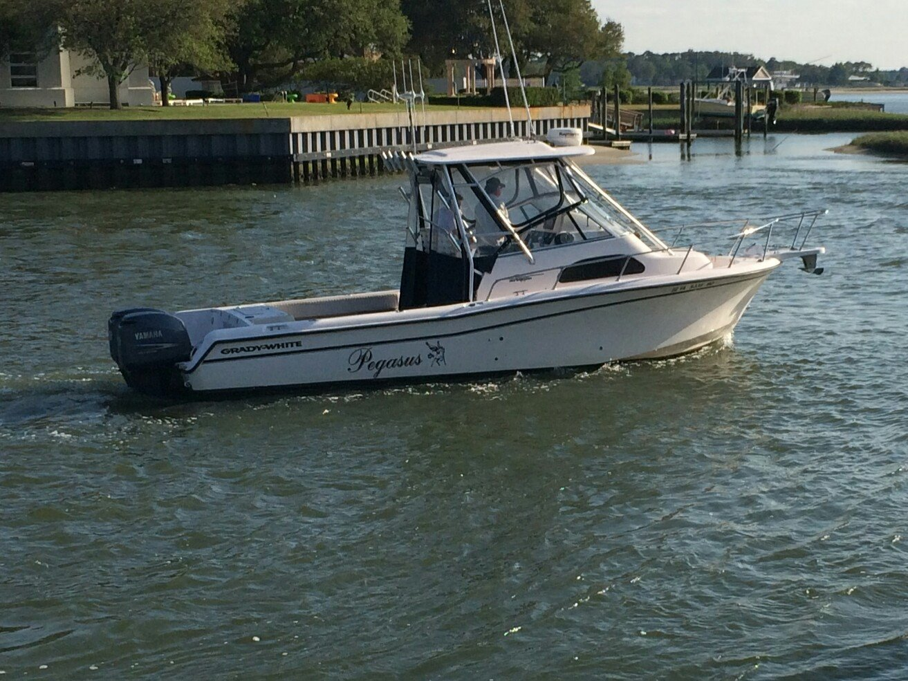Check out this 2005 GRADY - WHITE 282 sailfish on Boattrader com