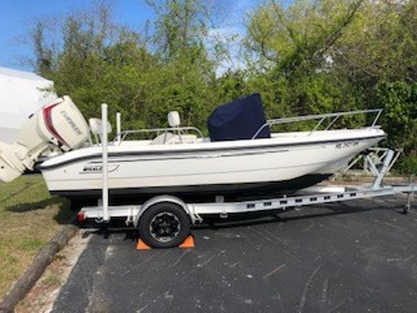 Check out this 2001 BOSTON WHALER 18 Dauntless on Boattrader com