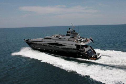 2005 Sunseeker Motor Yacht