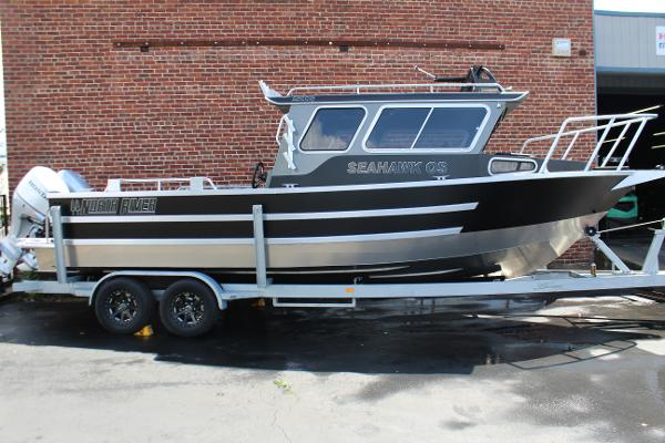 2017 North River 2500 Seahawk OS - Offshore