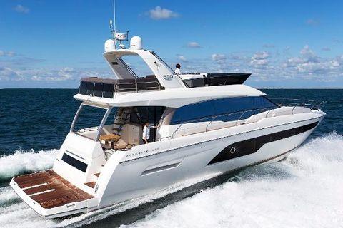 2017 Prestige 630 Motor Yacht 2017 Prestige 630 Fly Bridge