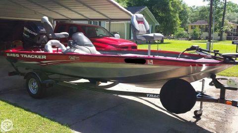 2013 Bass Tracker PRO TEAM 175 TXW 2013 Bass Tracker Pro Pro Team 175 TXW for sale in Roanoke, VA