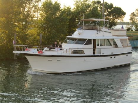 1978 Hatteras 53 Motor Yacht
