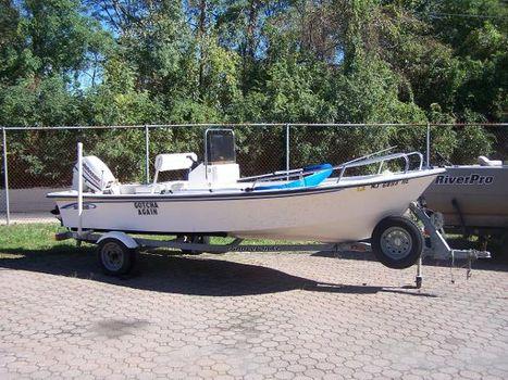 2006 May-craft 1700 Skiff