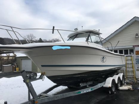 1998 Trophy 2509 Walkaround 1998 Trophy 2509 WA for sale in Port Jervis, NY