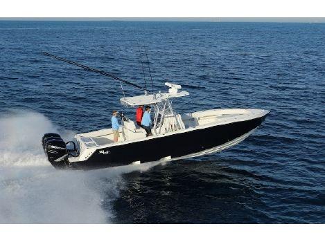 2015 Sea Vee 340 Z Triple